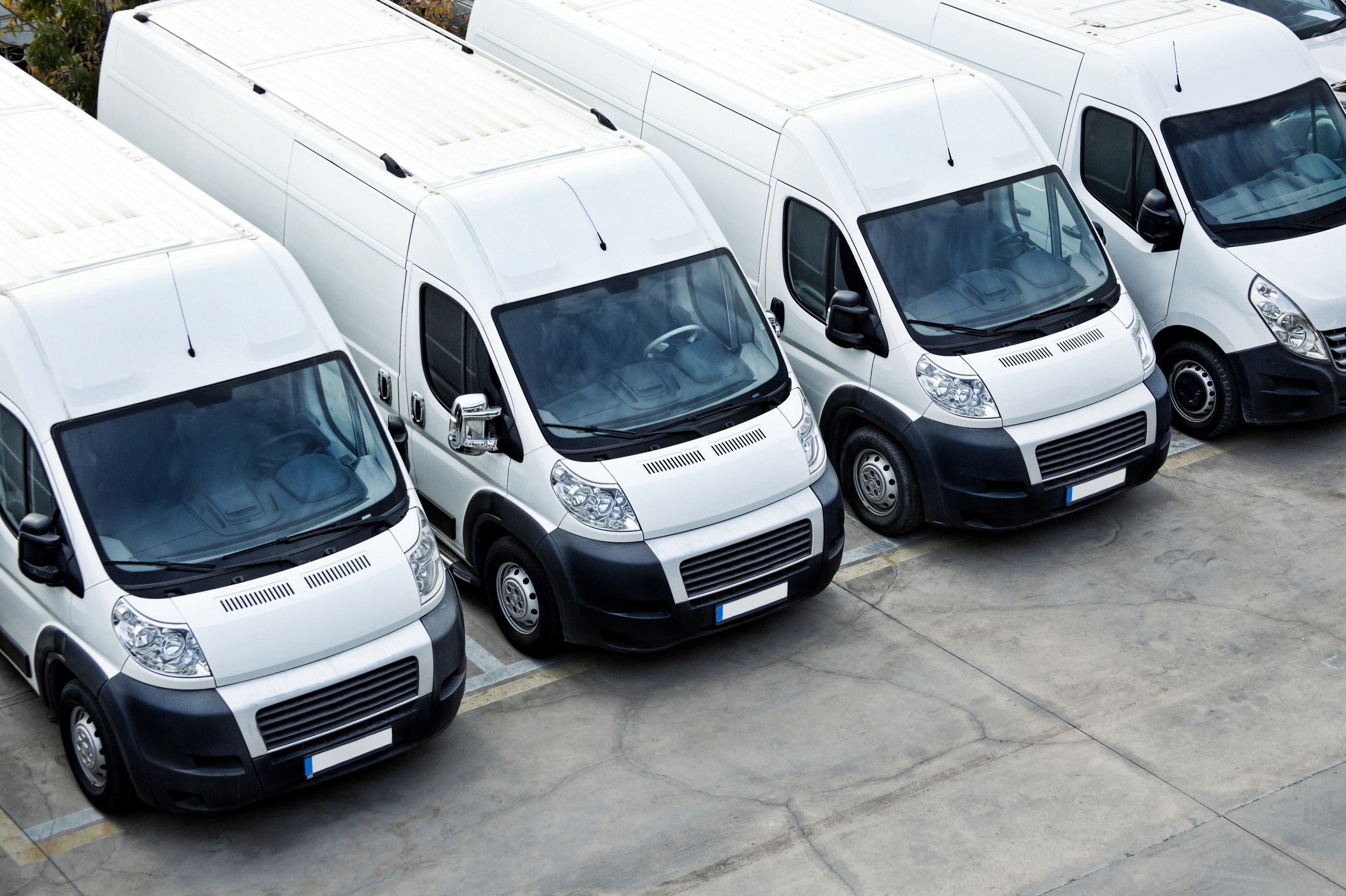Delivery Vans